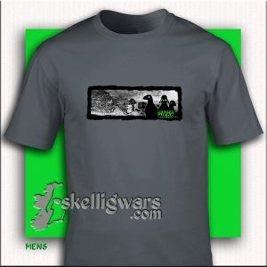 Skellig Wars Beehive t-shirts