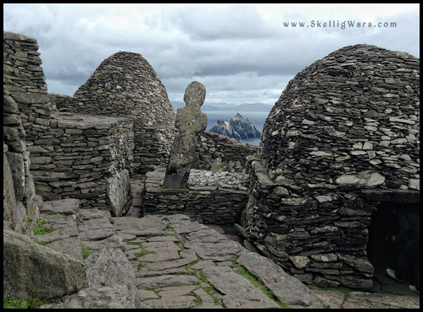 Beehives Skellig Michael