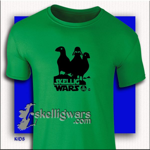Skellig-Wars-Puffin-Green-kids