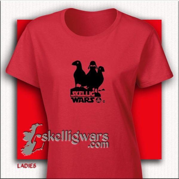 Skellig-Wars-Puffin-Ladies-Red