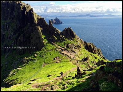 Christ's Saddle Skellig Michael