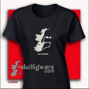 Skellig Wars Ladies Fitted