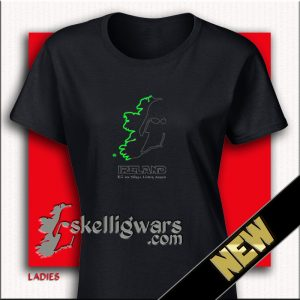 Skellig Wars Ladies Fitted